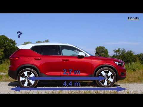 Test: Volvo XC40 D4