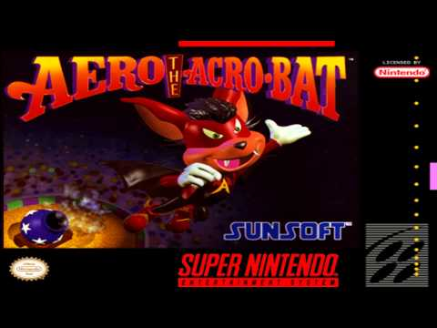 Aero The Acrobat title music and first level extended