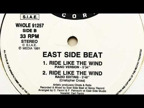East Side Beat - Ride Like The Wind (Radio Editing)
