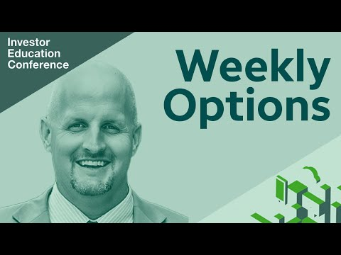 Investor Conference 2020: Using Weekly Options to Unlock Trade Opportunities | Mike Follett