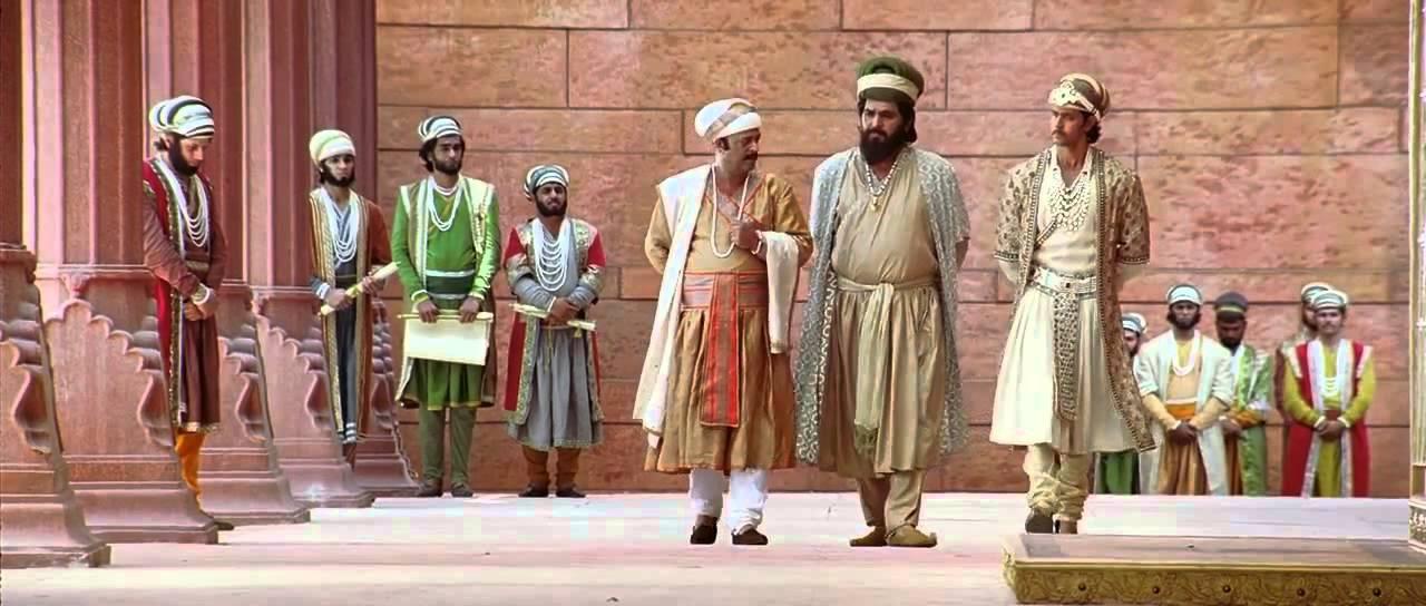 Download Jashn E Bahaaraa - Jodhaa Akbar (2008)-HD-1080p-Blu Ray