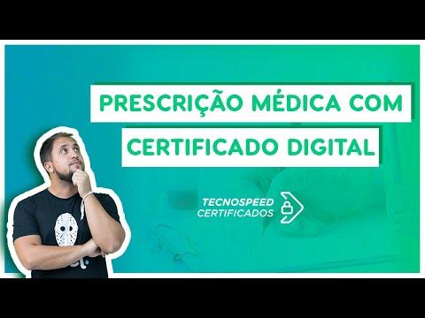 Prescrição Médica com Certificado Digital