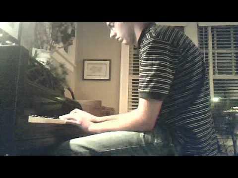 John Butler's Ocean, Piano Version