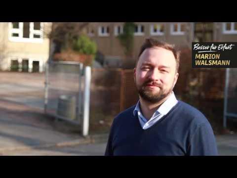 Michael Hose unterstützt Marion Walsmann als OB-Kandidatin für Erfurt