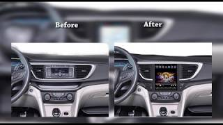 "Buick Verano 10.4"" Tesla Style Vertical Touchscreen 15-18 Model - Autochose"