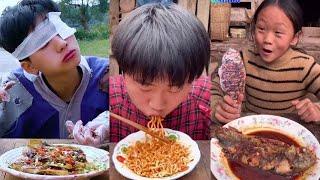 Cuộc sống và những món ăn rừng núi Trung Quốc - TikTok Trung Quốc P31