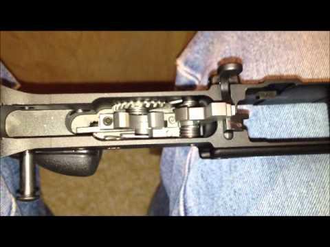 Installation of Jewell AR15 Match Trigger
