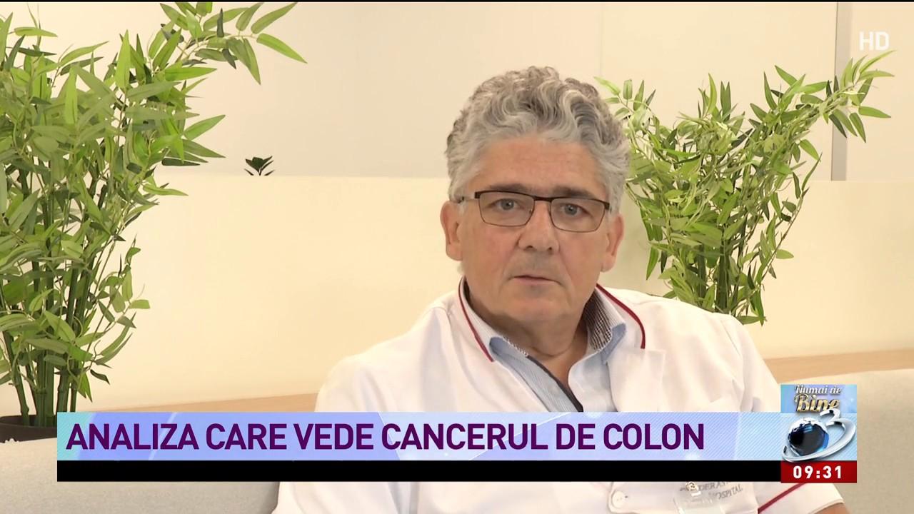 Cancerul de colon se vede la ct