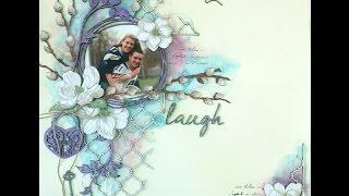 Laugh   Mixed Media Video Tutorial