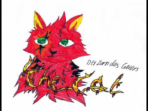 The Cat - Der Zorn des Geiers (Wunderkind + Anime Studio Pro)