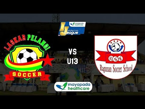 Laskar Pelangi Soccer vs Ragunan Soccer School [Indonesia Junior League 2019] [U13] 10-2-2019