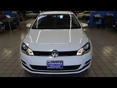 Used 2016 Volkswagen Golf SportWagen Capitol Heights, MD #V1658 - SOLD