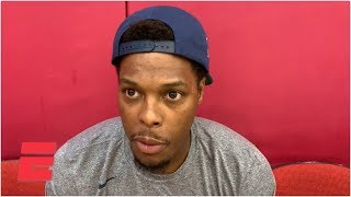 Kyle Lowry happy for Kawhi Leonard after leaving for Clippers | FIBA World Cup