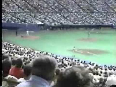 A fan's view of the Montreal Expos