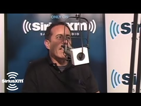"Jerry Seinfeld: Beatles Influenced End of ""Seinfeld"" // SiriusXM // Raw Dog Comedy"