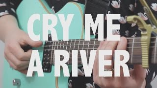 Justin Timberlake - Cry Me A River [Cover by Mary Spender]