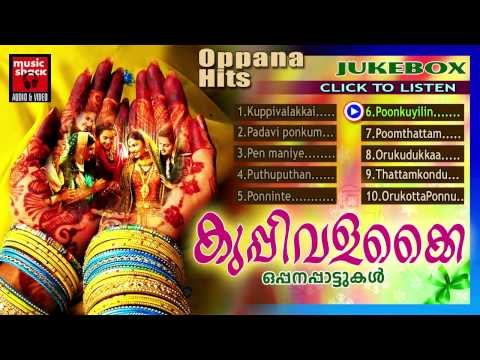 Mappila Pattukal Old Is Gold | Kuppivalakkay | Malayalam Mappila Songs Audio Jukebox