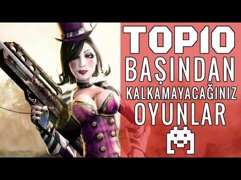 Top 10: Başından Kalkamayacağınız En İyi Oyunlar