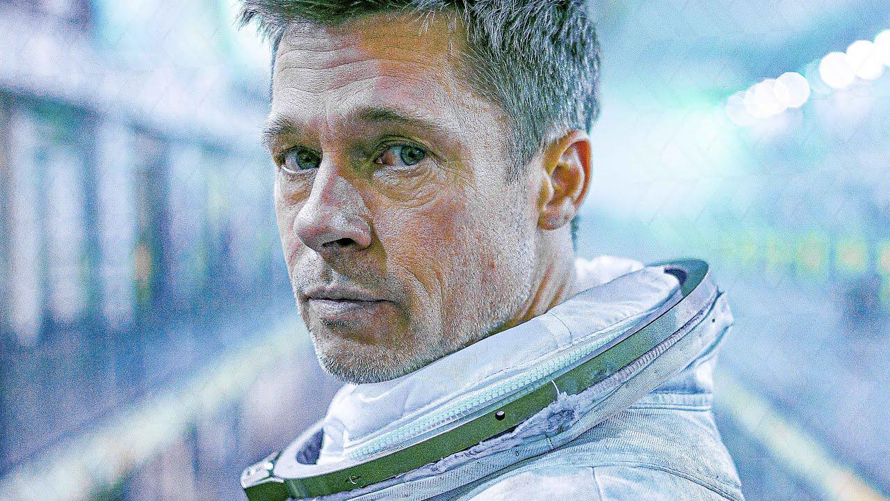 "Brad Pitt Bertanya pada Astronot NASA: ""Siapa Lebih Baik? Clooney atau Saya"""