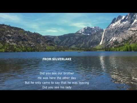 """Jackson Browne The Complete version of """"From Silverlake"""" 1968"""