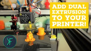 Complete Dual Extruder Upgrade Guide (Ender 5 Plus)