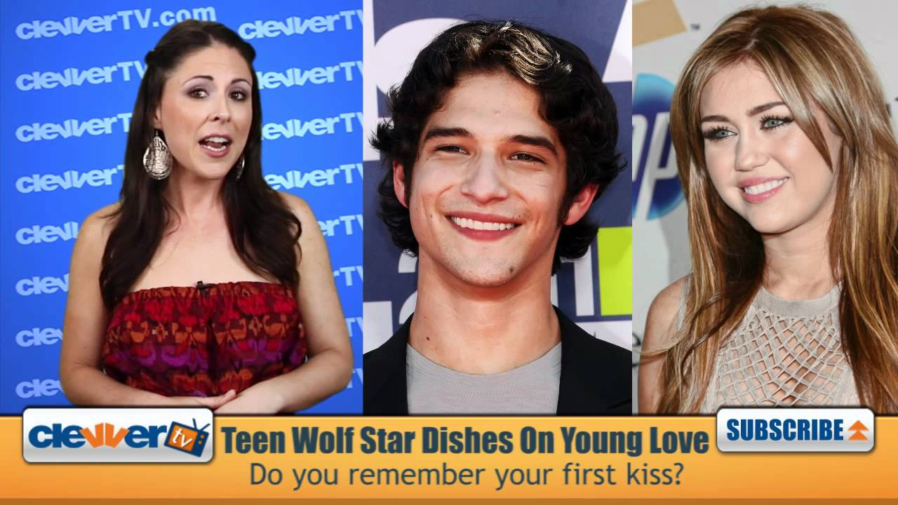 Teen Wolf Star Tyler Posey Reveals His First Kiss Was