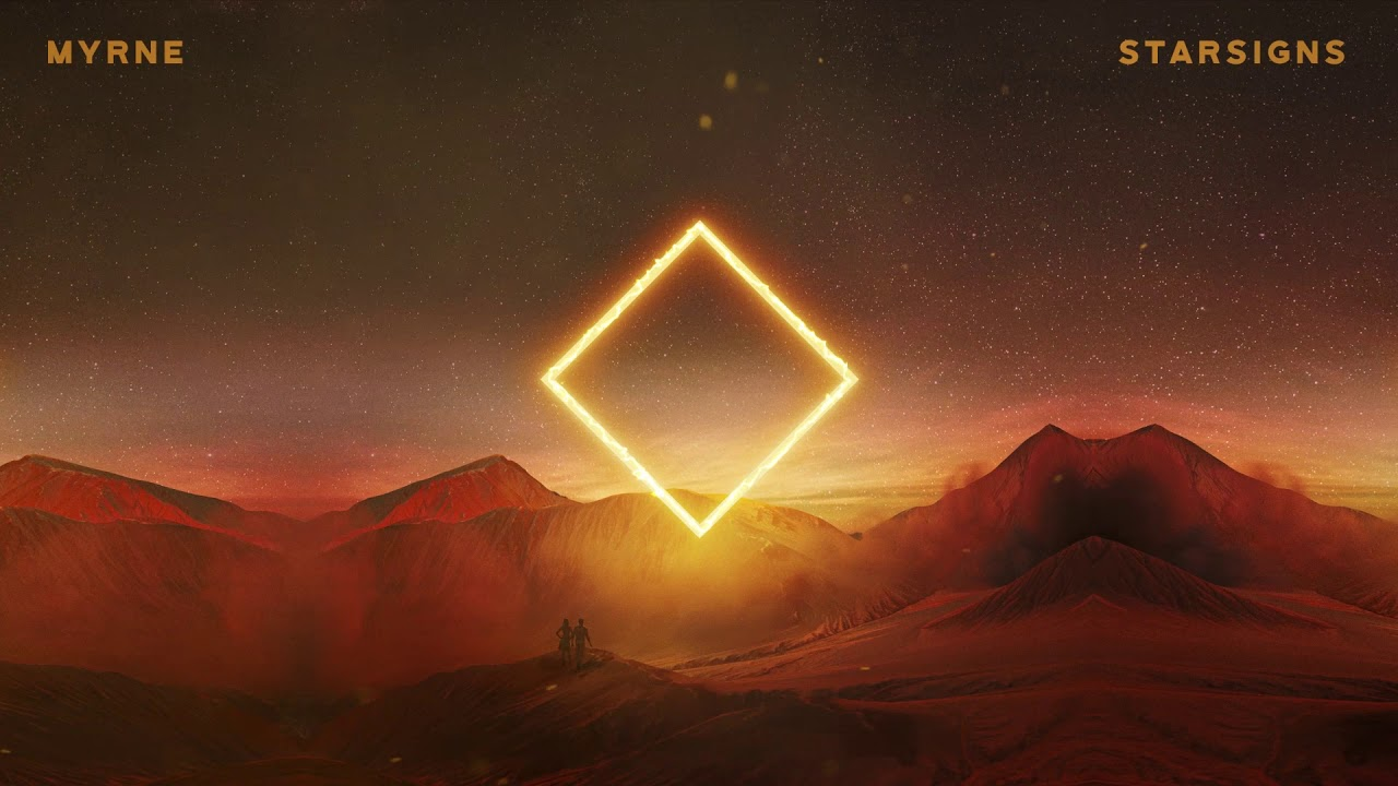 MYRNE - Starsigns (Visualizer Video) [Ultra Music]