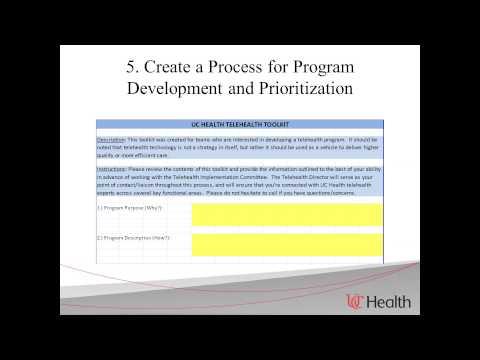 InTouch Health Webinar Series - University of Cincinnati Academic Health System - Dr. Sanchez