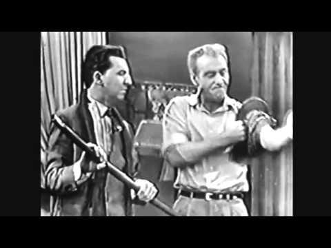 Eddie Bracken & Frank Faylen  the vacuum cleaner salesman 1951