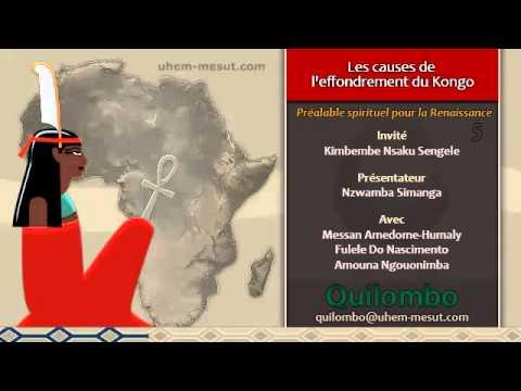 Les causes de l'effondrement du Kongo