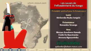 les causes de leffondrement du kongo