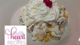 Fruit Ambrosia Recipe - I Heart Recipes