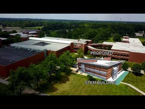 Drone Video of Western Campus
