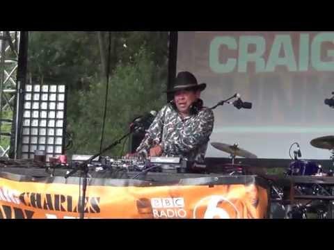 Craig Charles DJ Set Glastonbury 2014 - Shangri-La Hell Stage