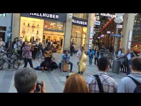 München Latin Street Musicians