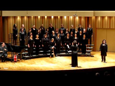 """Duerme Negrito"" by Vox Femina Los Angeles Women's Choral Ensemble (Soloist Allie Fukushima)"