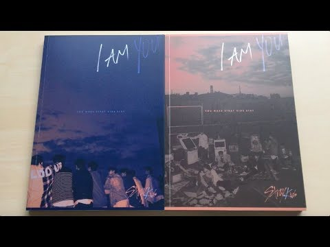 Free Download ♡unboxing Stray Kids 스트레이 키즈 3rd Mini Album I Am You 아이 엠 유 (i Am & You Ver.)♡ Mp3 dan Mp4