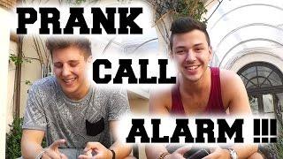 PRANK CALL ALARM !!!!