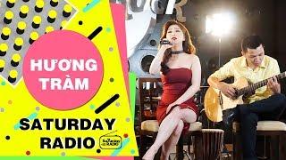 """Hương Tràm tiết lộ MV nhạc Dance đóng mác """"18+"""" sắp ra mắt [FULL] - Saturday Radio   KingLive"""