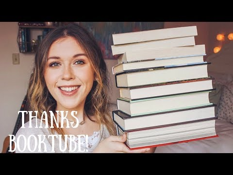 Best Books I've Read Because of Booktube! | Mackenzie Lane
