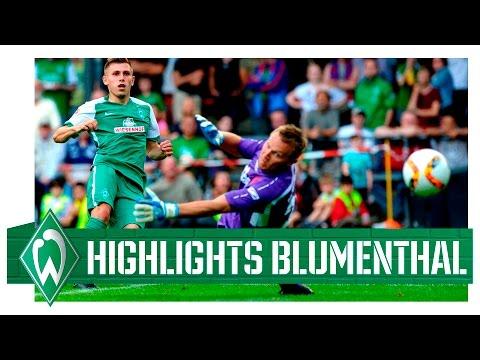 Blumenthaler SV – SV Werder Bremen (0:9) | Testspiel