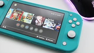ОБЗОР SWITCH LITE