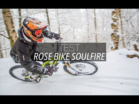 Ride sous la neige avec le Soulfire / ROSE BIKE