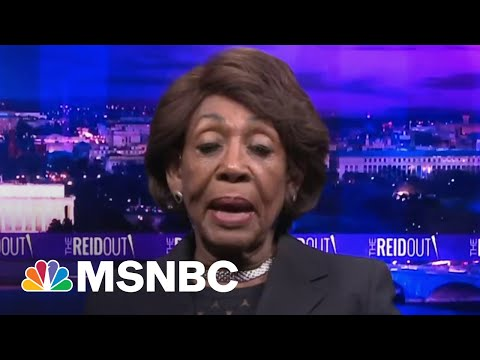 Rep. Maxine Waters: Jan. 6 Select Committee Is Being Discussed