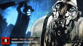 CGI 3D Animated Short 'THE BLACKWATER GOSPEL' Disturbingly Awesome Film by The Animation Workshop