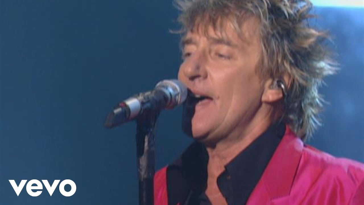 Rod Stewart Forever Young From It Had To Be You Youtube