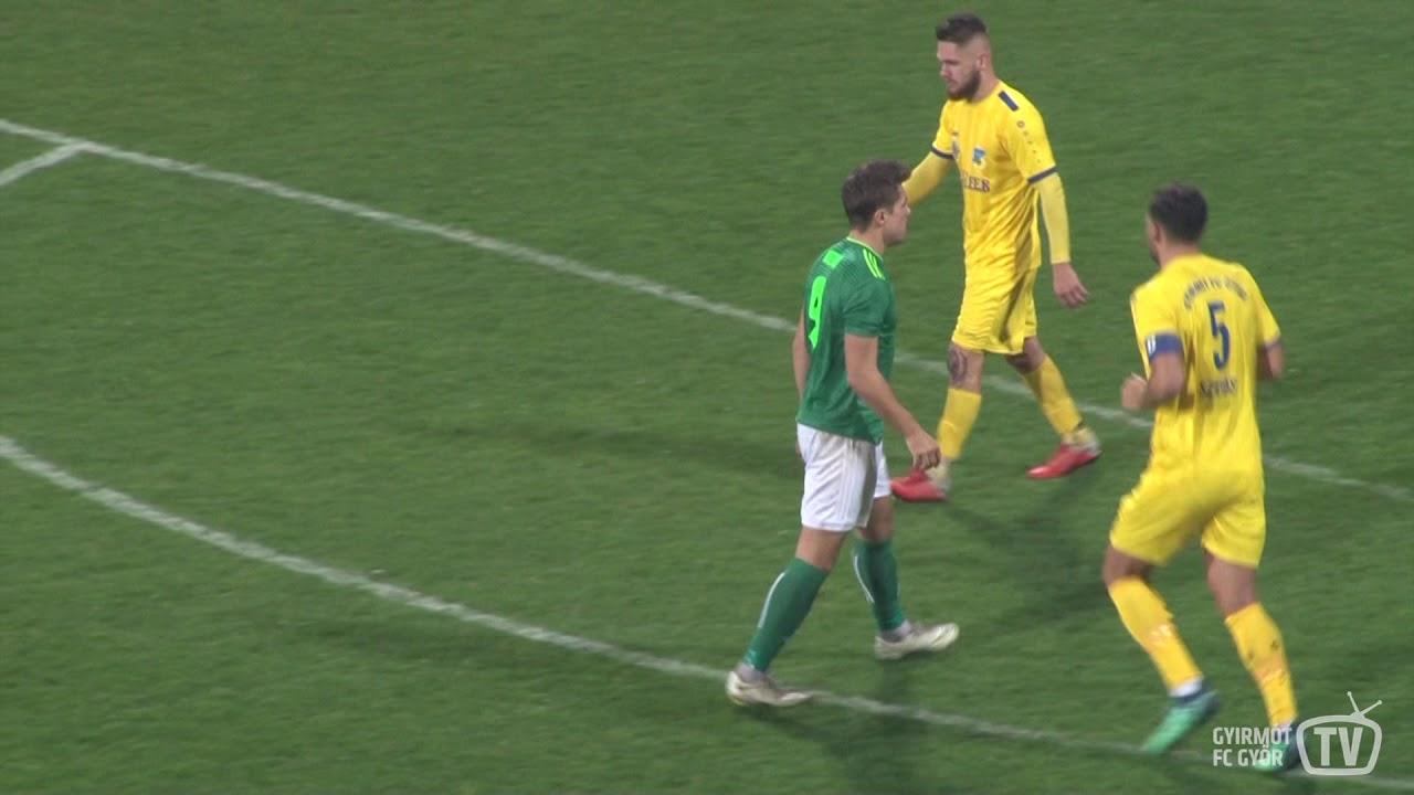 Gyirmót FC Győr - ETO FC Győr 2-1