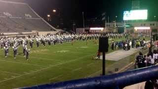 """But These Last Two Dollars"" HALFTIME SHOW/JSU/SONIC BOOM OF THE SOUTH!"