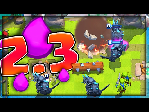 Fastest Pekka Cycle Ever Crazy 2 6 Cycle Deck Clash