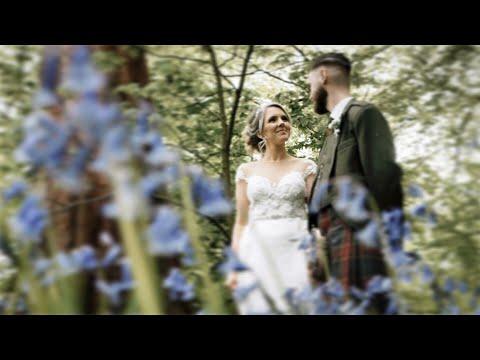 James + Ainsley | Spectacular Sunset Wedding | Mar Hall Hotel | Tall Tale Films